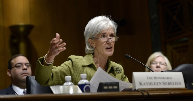 "CBS Reporter: Wow, It's Pretty ""Remarkable"" Kathleen Sebelius Had a Job For So Long"