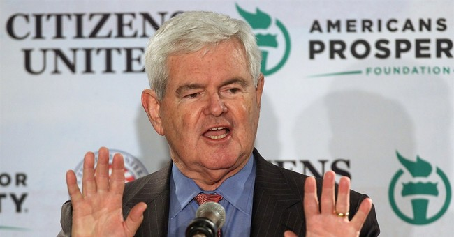 To Replace Boehner, Why Not Newt Gingrich for Speaker?