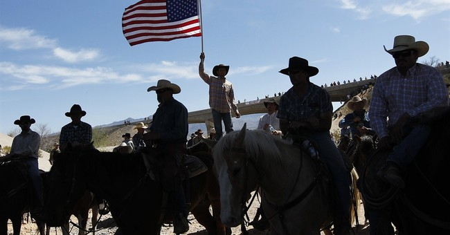 The War on Federal Bureaucrats Opens at Bundy Ranch