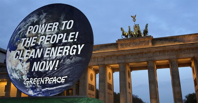 Holding Greenpeace Accountable