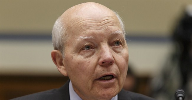 ACLJ: IRS Dedicated to Misleading Americans, Obstructing Congress from Truth