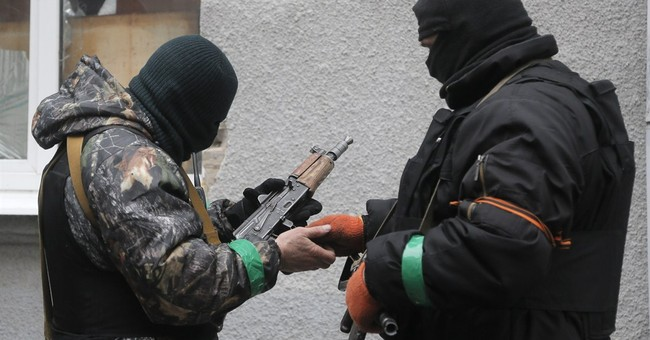 """Russia Vows to """"Protect Protesters"""" From Ukrainian Violence"""