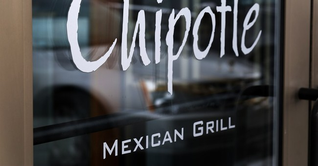 Chipotle Mexican Grill Endorses Welfare State