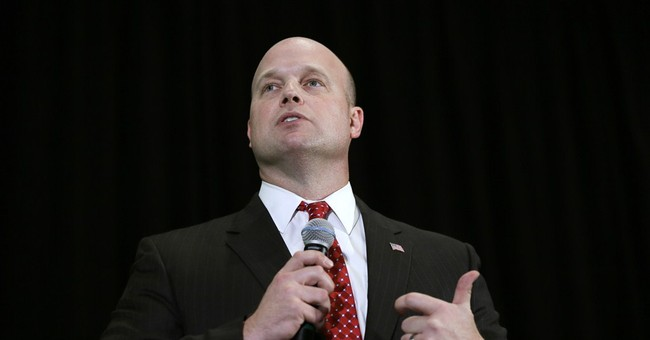Acting AG Whitaker Pretty Much Tells Dems To Shove It: No Recusal From Overseeing Russia Probe