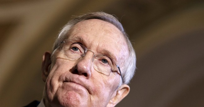 Harry Reid's War on Conservative Speech