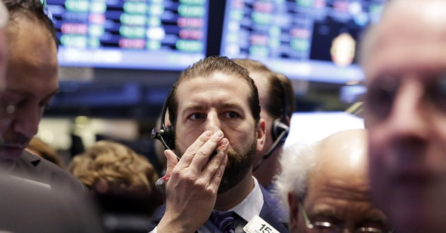 Americans Step Gingerly While Wall Street Stampedes