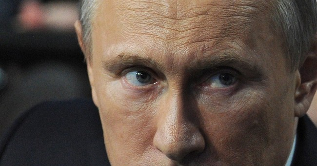 Putin's Creeping War of Aggression Will Continue Unless the West Responds