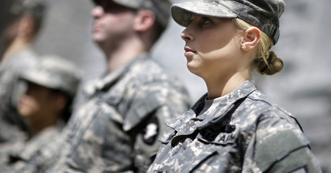 GOP-led Committee Votes to Require That Women Register for Draft