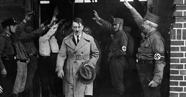New Hitler Biography: What Role Did the U.S. and Capitalism Play in Hitler's Worldview?