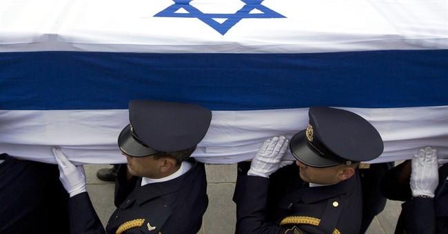 Ariel Sharon, RIP