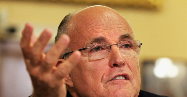 Rudy's Right and His Critics Know It