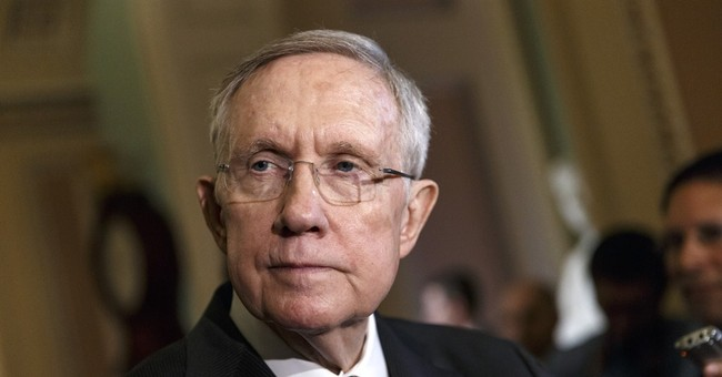Harry Reid Threatens Private Property in America