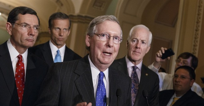 The McConnell Theory of Congressional Gridlock