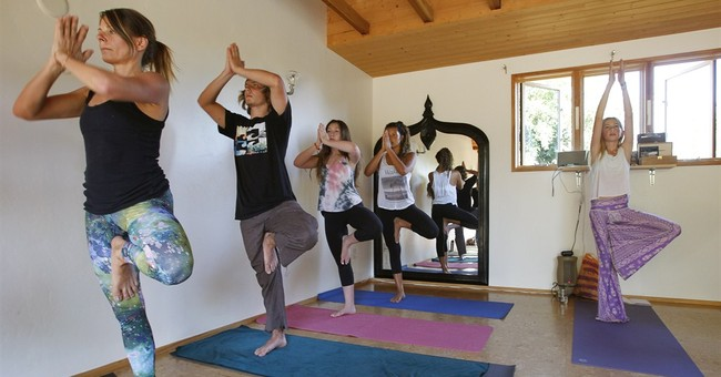 The Yoga Tax: It Doesn't Make Sense