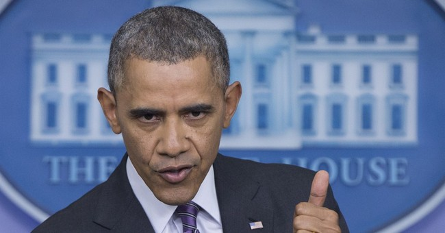Obama Promises More Sanctions on Common Sense