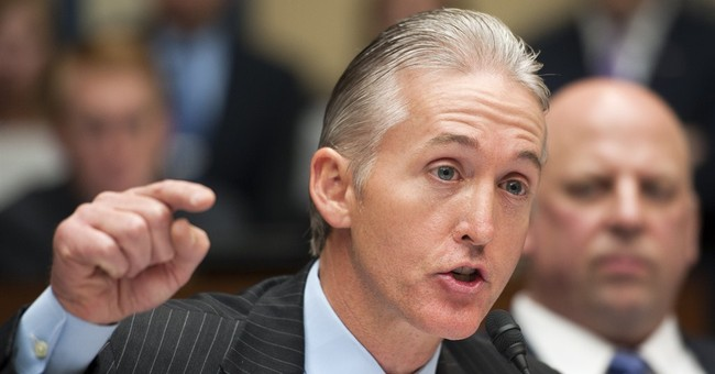 Gowdy: Hillary Clinton Should Be Treated As David Petreaus Was, Equal Under The Law