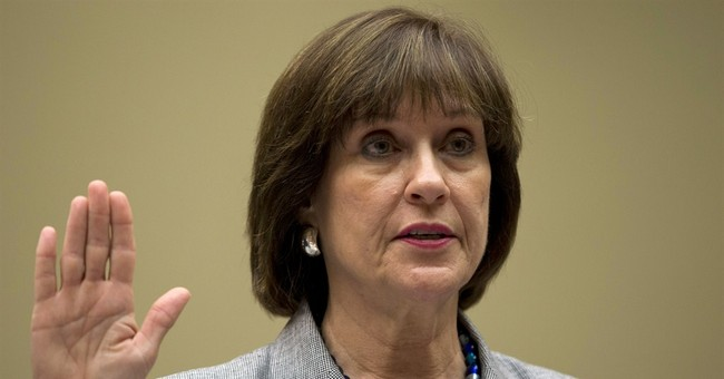 IRS Had Contract With Email Backup Company...Until Scandal Broke