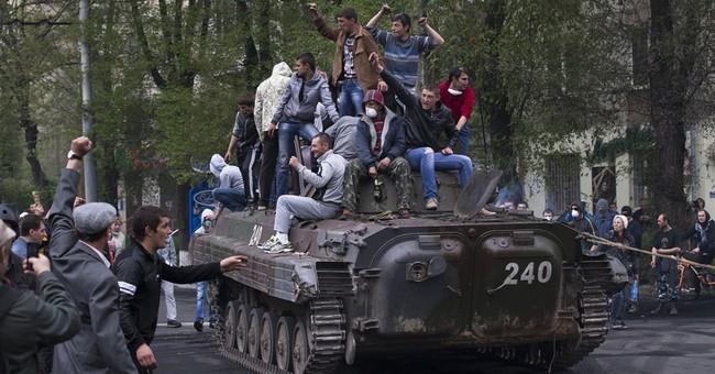 Post-Crimea Asian Territorial Disputes Intensify