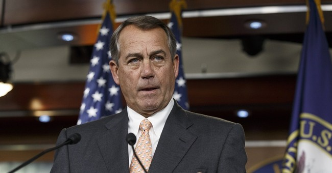 BREAKING: Boehner Announces Republican Names for Benghazi Select Committee