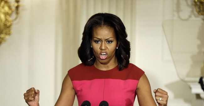 "WaPo Calls Michelle Obama a ""First Lady for the Ages"""