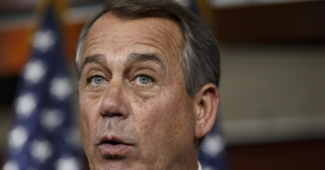 Boehner: I Can't Guarantee I'll Complete Another Term as Speaker