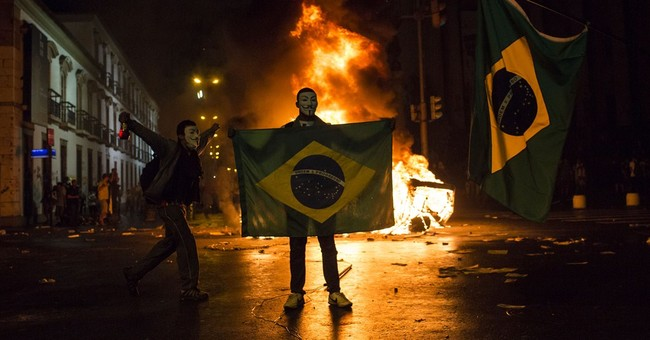 World Cup Security - Riots, Crime, Terrorism?