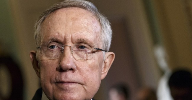 Harry Reid's Dementia? No. Deception!
