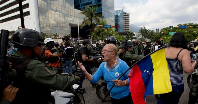 Mocking Bad Government in America…but Be Thankful We're Not Venezuela (at least not yet)