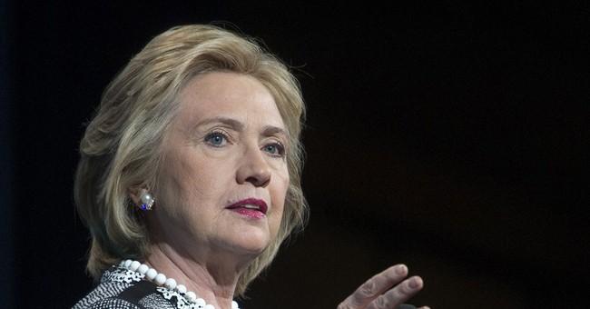 Make Way for Hillary 2.0