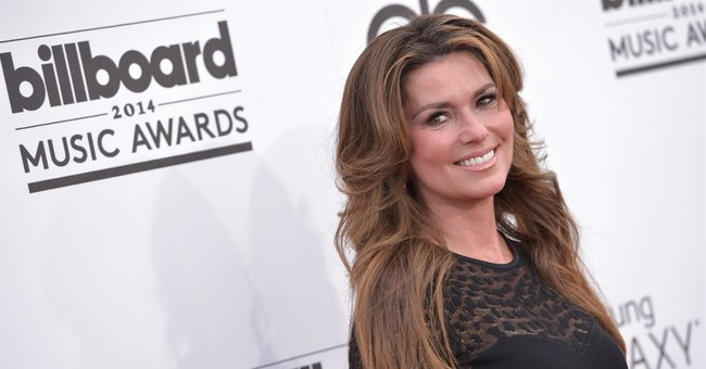 Man! I Feel Like a Trump Voter - Shania Dishes Her Feelings About the President