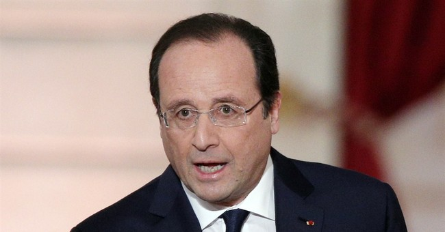 Coverage of Hollande Displays Media's Misplaced Priorities