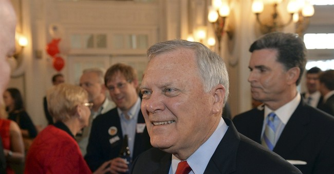 How Pollster John McLaughlin Helped Gov. Nathan Deal Win Reelection