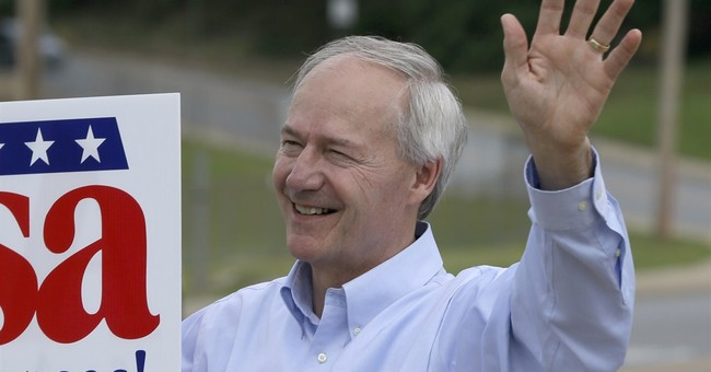 Republican Asa Hutchinson Wins Arkansas Gubernatorial Race