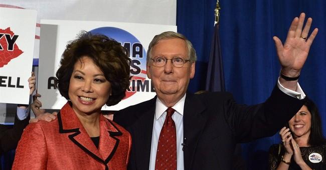 Elaine Chao Picked As Transportation Secretary