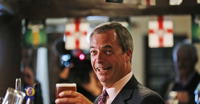 Fun Night for the Eurosceptics