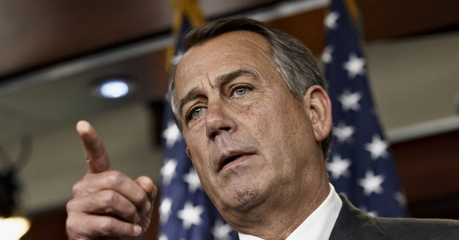 Boehner to Sue White House Over Executive Orders