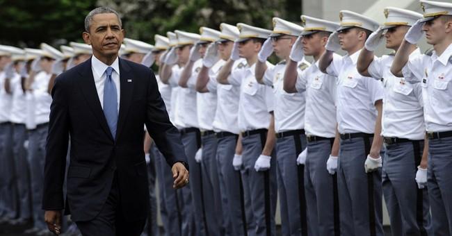 Obama at West Point: I'm Calling on Congress to Establish a $5 Billion Fund to Combat Terrorism