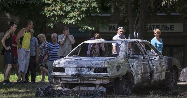 Ukraine is on its Own While Obama Keeps Arming Syrian Rebels
