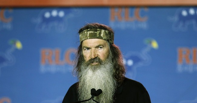 Phil Robertson on Faith, the Founding Fathers, and STDs
