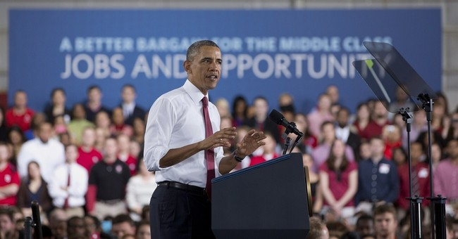 Burn: Obama Praises Dem Senator by Name at Speech She Purposefully Avoided