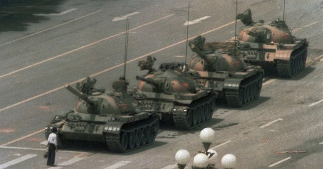 Tiananmen Square, 25 Years Later