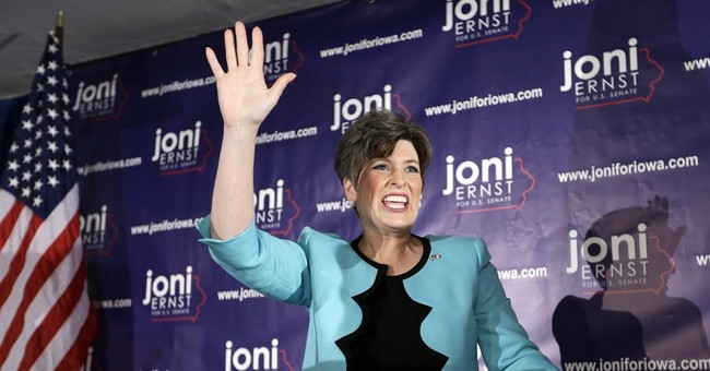 Iowa Senate Race: Ernst (R) Leads Braley (D) in Three Separate Polls
