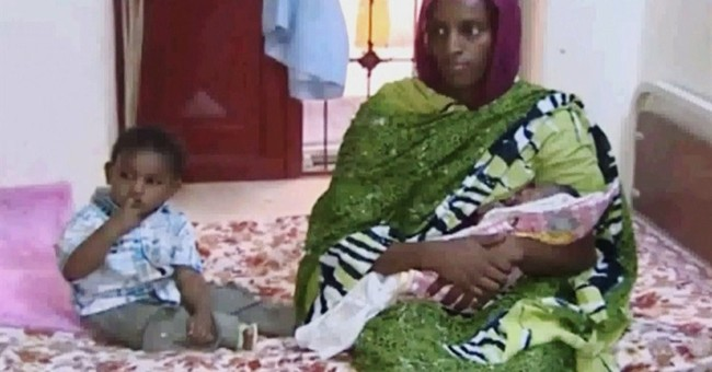 Meriam Ibrahim Charged With Falsifying Documents, Can't Leave Sudan