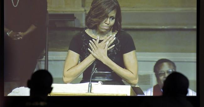 Yuck: Michelle for Senate 2016?