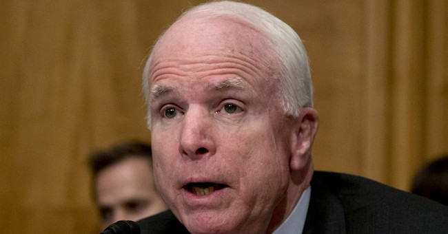 McCain: Thanks for Censuring me, Now I Feel Even More Motivated to Run in 2016