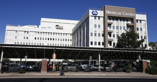"Report: Thousands of Veterans at Phoenix VA ""May [Still] Be At Risk"""
