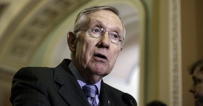 Harry Reid and Senate Dems Refuse To Actually Legislate