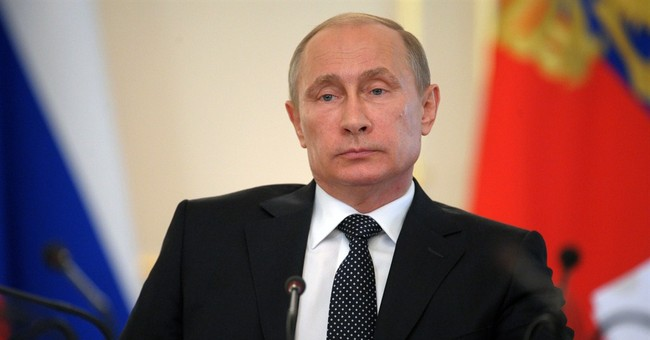 Putin Preparing to Come to Iraq's Rescue