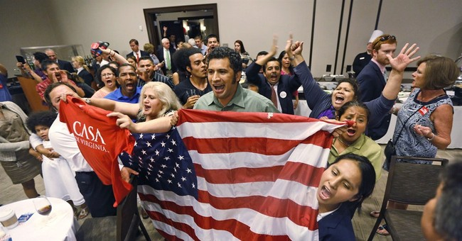 Obama's Immigration Fiddling Creates Immigration Nightmare for the Country