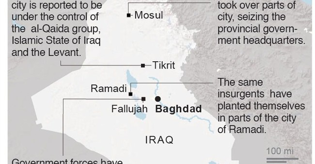 Reports: Iraqi Government Begging for US Airstrikes Against Advancing Terrorist Forces